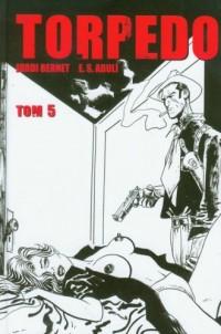 Torpedo. Tom 5 - okładka książki
