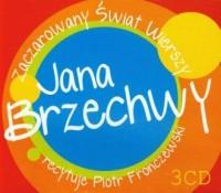 Zaczarowany świat wierszy Jana Brzechwy (3 CD) - okładka książki