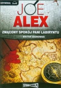 Zmącony spokój Pani Labiryntu (CD mp3) - okładka książki