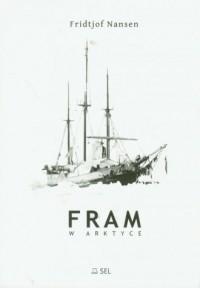 Fram w Arktyce - okładka książki