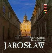 Jarosław - okładka książki