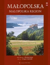 Małopolska / The Malopolska region - okładka książki