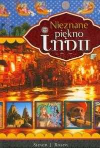 Nieznane piękno Indii - okładka książki
