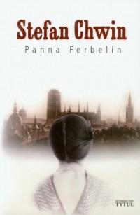 Panna Ferbelin - okładka książki