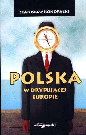 Polska w dryfującej Europie - okładka książki