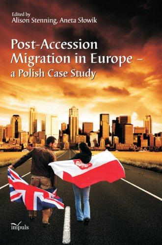 Post-Accession Migration in Europe - okładka książki