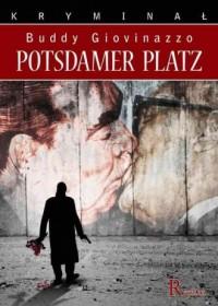 Potsdamer Platz - okładka książki