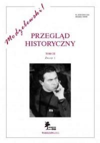 Przegląd Historyczny. Tom CII. Zeszyt 1 / 2011 - okładka książki