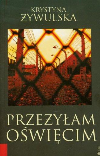 Przeżyłam Oświęcim - okładka książki