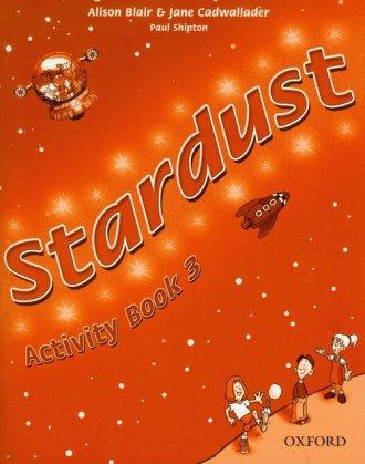 Stardust 3. Activity Book. Szkoła - okładka podręcznika