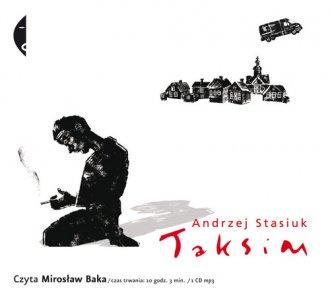 Taksim (CD mp3) - okładka książki