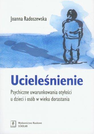 Ucieleśnienie psychiczne - okładka książki