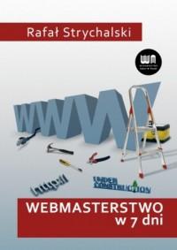 Webmasterstwo w 7 dni - okładka książki