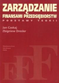 Zarządzanie finansami przedsiębiorstw - okładka książki