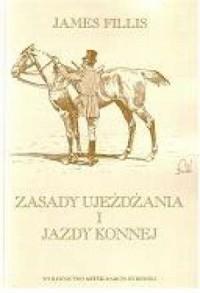 Zasady ujeżdżania i jazy konnej - zdjęcie reprintu, mapy