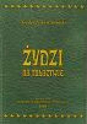 Żydzi na tułactwie - zdjęcie reprintu, mapy