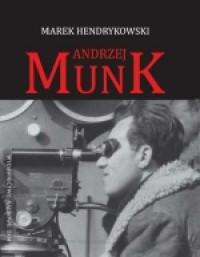 Andrzej Munk - okładka książki