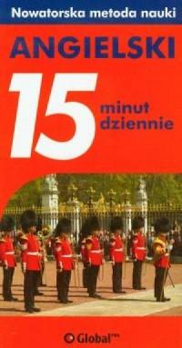 Angielski 15 minut dziennie - okładka podręcznika