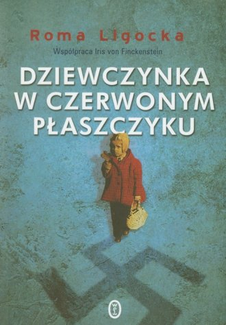 Dziewczynka w czerwonym płaszczyku - okładka książki
