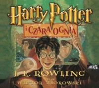 Harry Potter i Czara Ognia (CD - okładka książki