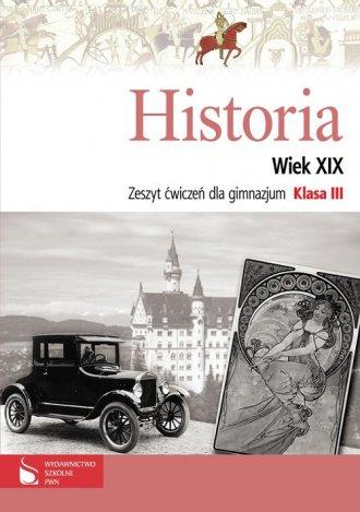 Historia. Klasa 3. Gimnazjum. Wiek - okładka podręcznika