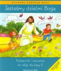 Jesteśmy dziećmi Boga. Podręcznik - okładka podręcznika