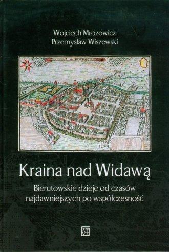 Kraina nad Widawą - okładka książki