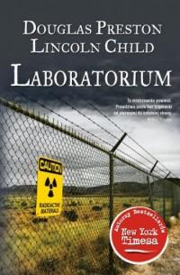 Laboratorium - okładka książki