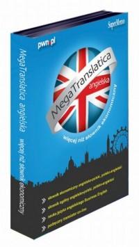 MegaTranslatica. Więcej niż słownik ekonomiczny (ang.) (DVD) - okładka książki