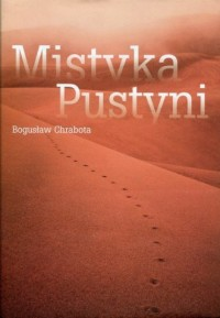 Mistyka Pustyni - okładka książki