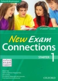 New Exam Connections 1. Strater SB PL - okładka podręcznika