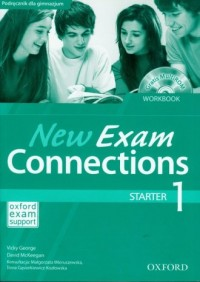 New Exam Connections 1. Strater - okładka podręcznika