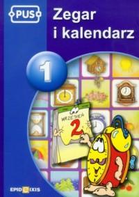 PUS 1. Zegar i kalendarz - okładka podręcznika