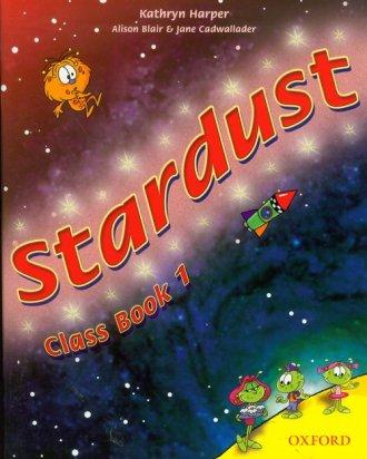 Stardust 1. Class Book - okładka podręcznika