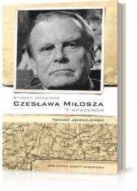 Strony rodzinne Czesława Miłosza. - okładka książki