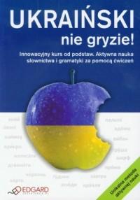 Ukraiński nie gryzie - okładka podręcznika