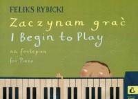 Zaczynam grać na fortepian - okładka książki