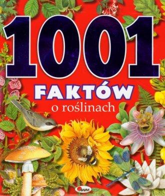 1001 faktów o roślinach - okładka książki