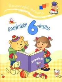 Angielski 6-latka. Uniwersytet - okładka podręcznika