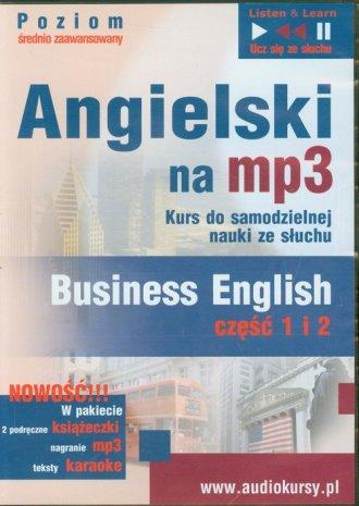 Angielski na mp3. Business English - pudełko audiobooku