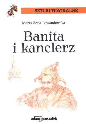 Banita i kanclerz - okładka książki