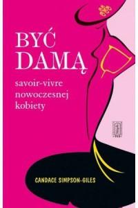 Być damą - okładka książki