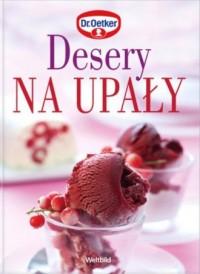 Desery na upały - okładka książki