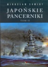 Japońskie pancerniki. Tom 2 - okładka książki