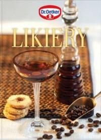 Likiery - okładka książki