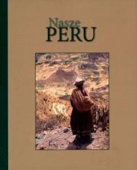 Nasze Peru - okładka książki