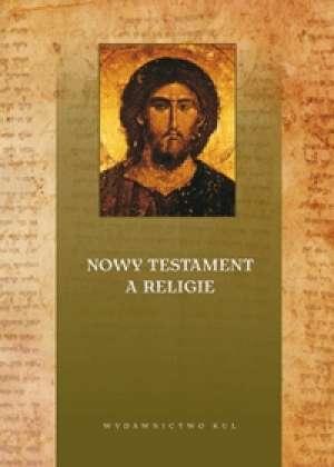 Nowy Testament a religie - okładka książki