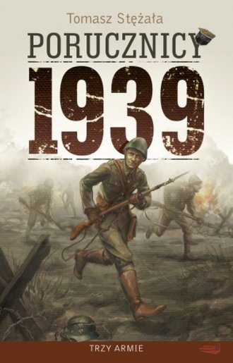 Porucznicy 1939 - okładka książki