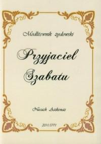 Przyjaciel Szabatu - okładka książki
