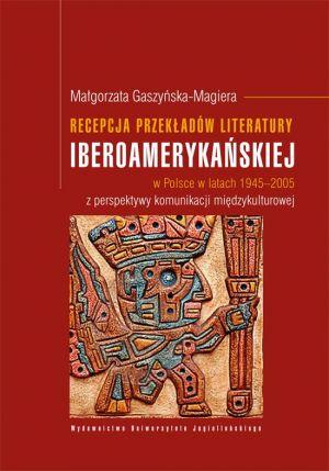 Recepcja przekładów literatury - okładka książki